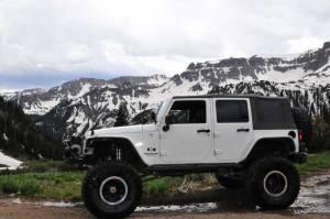 COMPLETE AXLE ASSEMBLIES - Jeep - Jeep JK