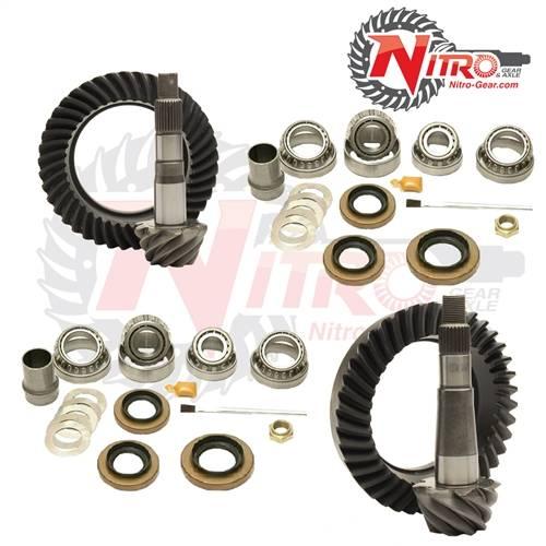 Nitro Front & Rear Gear Package Kit