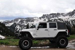 GEAR PACKAGES - Jeep