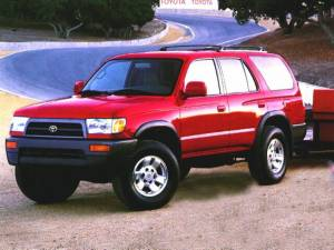 ASSEMBLED 3RDS & CLAMSHELLS - 96-02 4 Runner