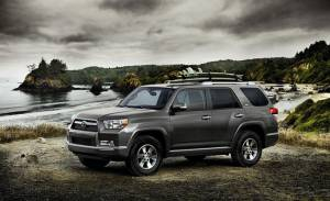 ASSEMBLED 3RDS & CLAMSHELLS - 2010+ 4 Runner