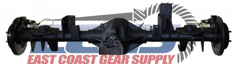 Dana 44 TJ Rear Bolt In Axle Assembly (SEMI FLOAT 5X4 5 / 5X5 5 30