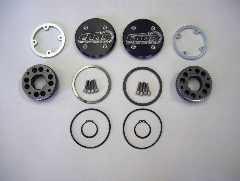Dana 60 Drive Flange Kit - 35 Spline Drive Slugs - Dana 60 Drive Flanges/Slugs
