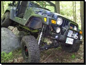 LIFT KITS - 97-06 Jeep Wrangler TJ Lift Kits
