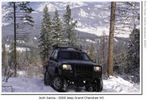 JEEP LIFT KITS - 99-04 Jeep Grand Cheerokee WJ Lift Kits