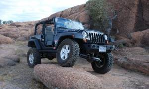 JEEP LIFT KITS - 07-Up Jeep Wrangler JK Lift Kits