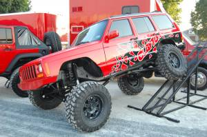 JEEP LIFT KITS - 84-01 Jeep XJ Lift Kits