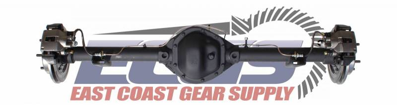 Dana 44 CJ Rear Bolt In Axle Assembly (SEMI FLOAT 5X5 5 30