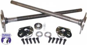 AMC 20 - AXLE SHAFTS
