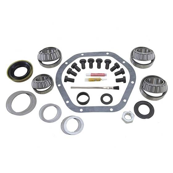 Axle Differential Bearing and Seal Kit Rear Timken DRK307A