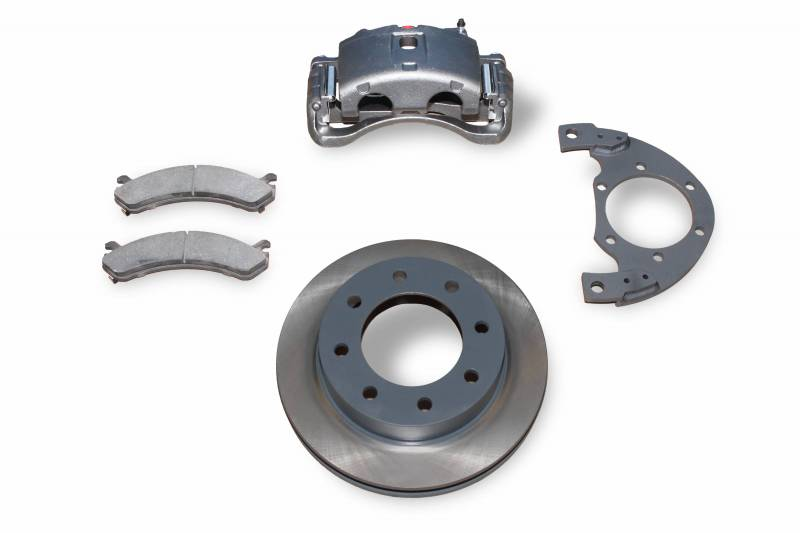Chevy Kingpin Dana 60 Big Brake Kit