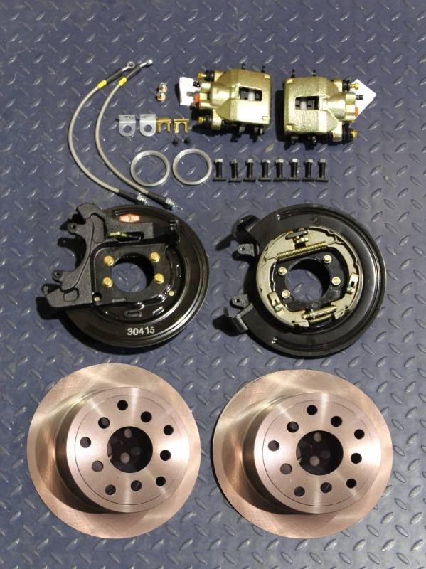 Dana 35/44 Disc Brake Kit