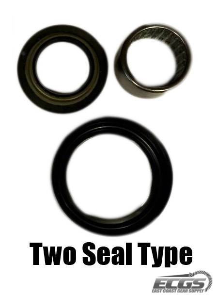 Dana 60 Spindle Bearing And Seal Kit Spicer 700014