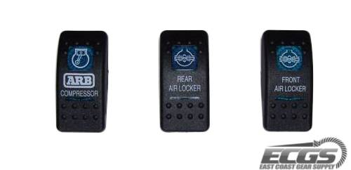 ARB Air Locker Replacement Switch Covers - ARB-180210/180211/180212