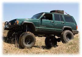 AXLE SWAP PARTS - Jeep XJ