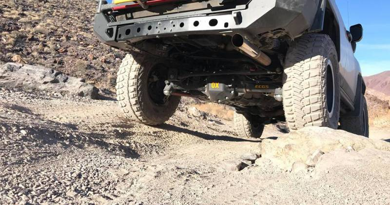 Dana 60 FJ Rear Bolt In Axle Assembly