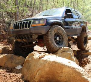 AXLE SWAP PARTS - Jeep WJ