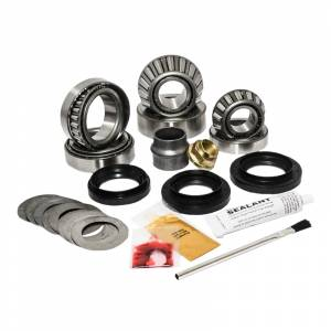 "Toyota 8"" Clamshell IFS Front/FJ Cruiser/05+ Tacoma/4Runner - INSTALL KITS/ BEARINGS/ SEALS/ SHIMS"