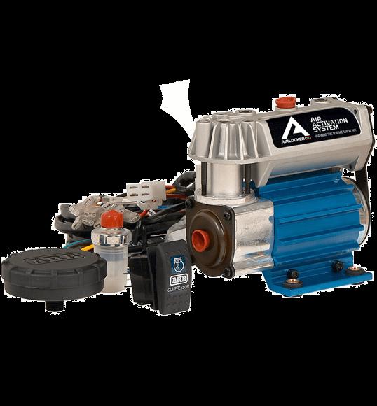 ARB CKSA12 Mini Air Compressor Kit for ARB Air Lockers