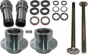 40 SPLINE AXLES AND BUILDER KITS - BUILDER KITS