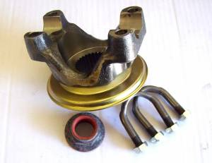 Dana 30 XJ/YJ (D30 HP) - DANA 30 YOKES / DRIVESHAFT PARTS