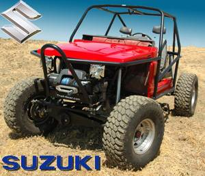 SUZUKI OFF ROAD SOLUTIONS