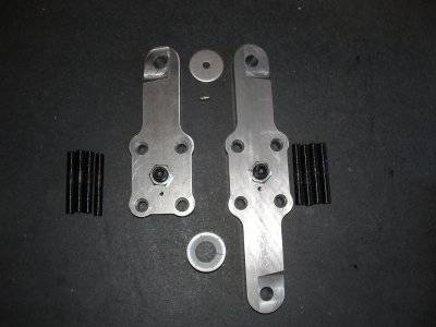 D60 HIGH STEER ARMS FOR FULL CROSSOVER