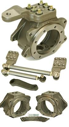 Toyota 6 Stud High Steer Kit