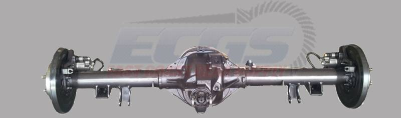 """Complete Ford 8.8"""" Rear Axle Assembly Jeep YJ Ready to ..."""