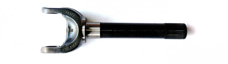Dana 60 Ford 35 spline- Chromoly Outer Stub Shaft