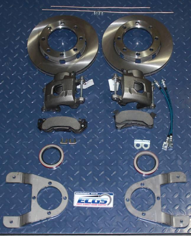 14 Bolt Disc Brake Kit