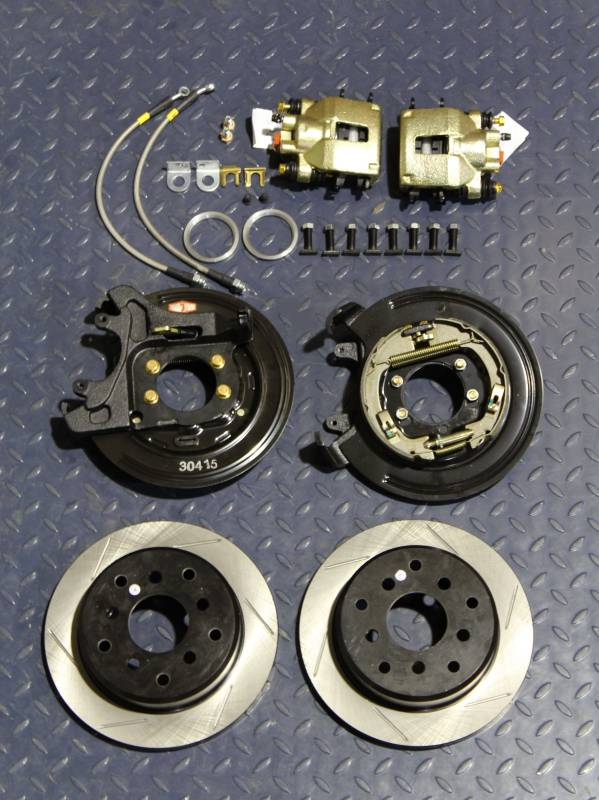 Dana 35 44 Disc Brake Kit