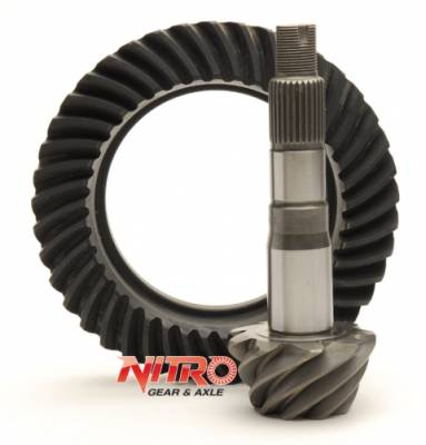 Nitro Gear - Nitro Toyota 9.5 Landcruiser Ring and Pinion - 4.88