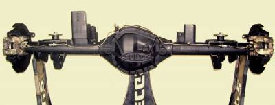 ECGS - DANA 60 YJ REAR BOLT IN AXLE ASSEMBLY (SEMI FLOAT 5X4.5 / 5X5.5) - Image 1
