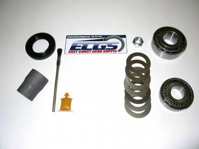 "ECGS - GM 10 Bolt 8.6"" Install Kit ('99-'08) - PINION"