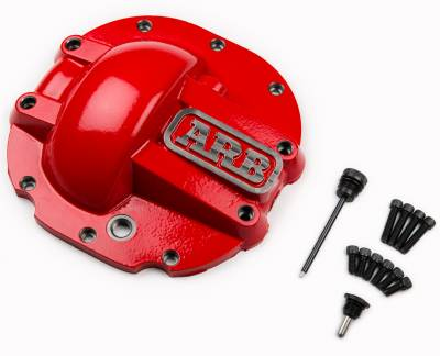 ARB® - Ford 8.8 ARB Diff Cover - Red