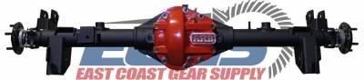 ECGS - Dana 60 JK Rear Bolt In Axle Assembly (Semi Float)