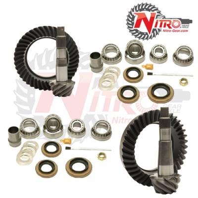 Nitro Gear - Jeep Wrangler TJ & LJ with Dana 44 Rear Gear Package Kit - Image 1