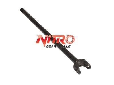 """Nitro Gear - D44 JK Rubicon LH Inner Axle Shaft, 30 Spline, 19.9"""" - Image 1"""