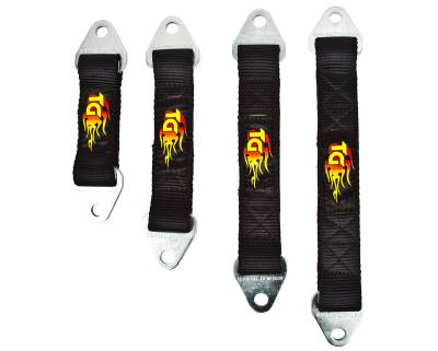 Trail-Gear - Axle Limiting Straps