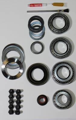 ECGS - Dana 44 JK Master Install Kit - Rear Rubicon