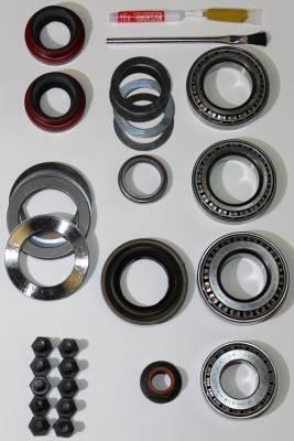 ECGS - Nissan Titan Master Install Kit - Front