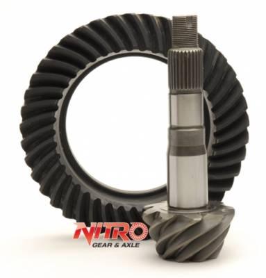 "Nitro Gear - NITRO 8.4"" TACOMA/T100 REAR NON ELD- 4.56 RING AND PINION"