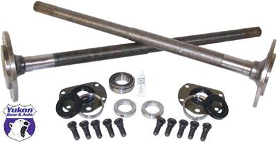 Yukon Gear - AMC 20 One-Piece Axle Kit - 82-'86 Model 20 CJ7 & CJ8