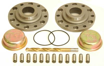 Trail-Gear - Toyota 6 Stud Drive Flanges