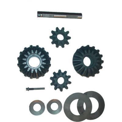"ECGS - Ford 9"" Open Spider Gear Kit - 28 Spline 4 Pinion"