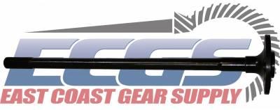 "ECGS - Ford 9"" 35 Spline Chromoly Cut To Length Shafts"