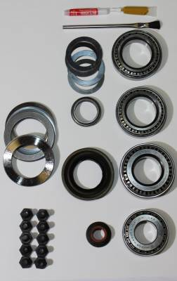 ECGS - Sprinter07-12Master Install Kit