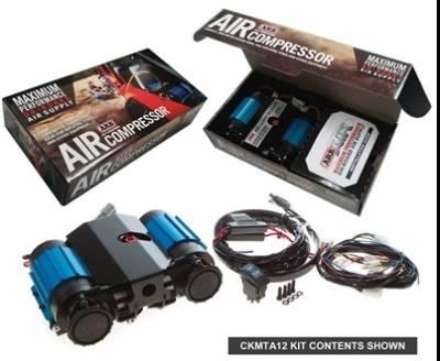 ARB® - ARB CKMTA12 Dual High Output Air Compressor Kit