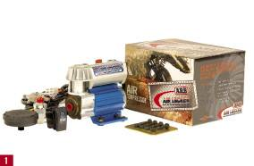 ARB CKSA12 Mini Air Compressor for ARB Air Lockers